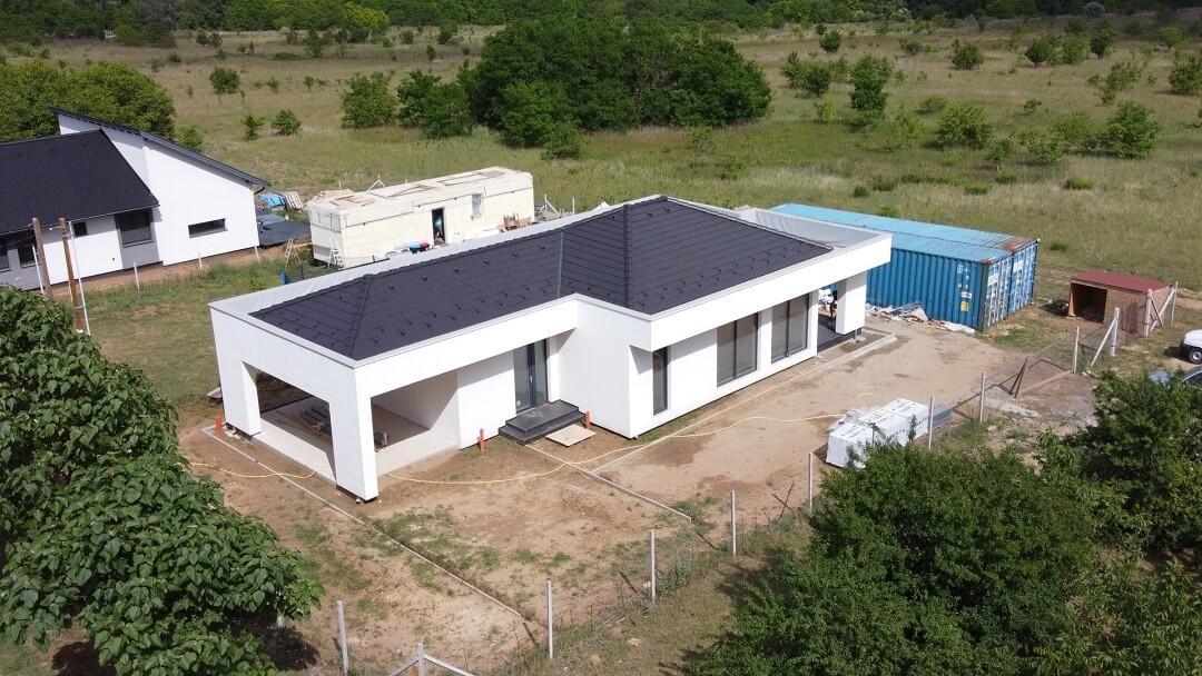 SIP ház galéria, ADAM-HOUSE, SIP technológia 1