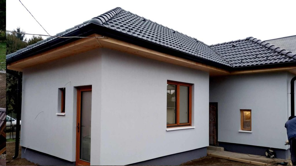SIP ház referencia, ADAM-HOUSE 7