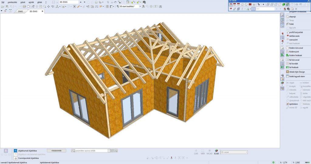 ADAM HOUSE gyártmánytervezés 2